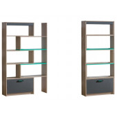 Children's Room - Bookcase ULTIMO U14