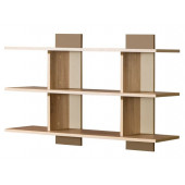 Wall panels shelves - Wall Unit CARMELO C14