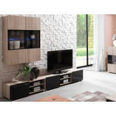 Wall units  - Living Room Furniture Set GORDIA 5