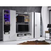 Wall units  - Wall Unit 280 BARI + LED