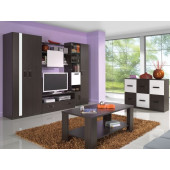Wall units  - Wall Unit 280 ORLANDO Venge / White
