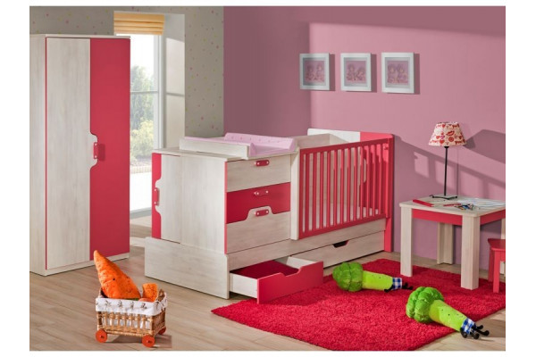 Children Bedroom Furniture Set NUKI 3