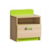 Bedside Table - Bedside Table LORENTO L12