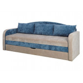 Sofas - Sofa Bed TENUS T SOFA Blue