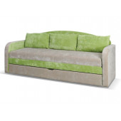 Sofas - Sofa Bed TENUS T SOFA Green
