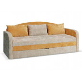 Sofas - Sofa Bed TENUS T SOFA Orange