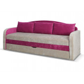 Sofas - Sofa Bed TENUS T SOFA Heather