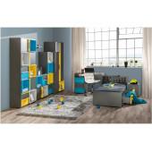 Children's Room - Modular Furniture Set CUBICO 8