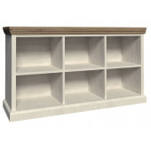 Living Room - RTV Unit ROYAL RN - white oak