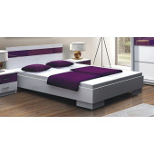 Bedroom Sets - Bed Dubai Purple