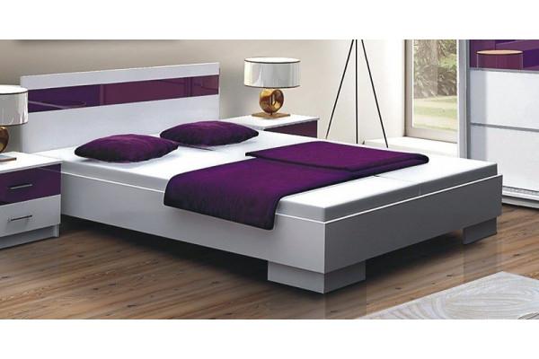 Bed Dubai Purple - SofaFox