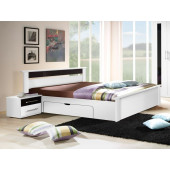 Bedroom Sets - Bed Dublin with Storage