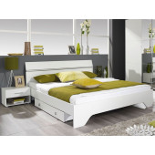 Beds - European Size King Size Bed With...