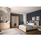Bedside Cabinets - Bedroom Cleo Sonoma