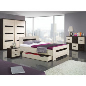 Bedside Cabinets - Bedroom Furniture Set Orlando 1