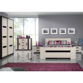 Bedside Cabinets - Bedroom Furniture Set Orlando 2