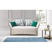 Fabric Sofas - VARIO - Luxury 2 Seater Sofa Bed