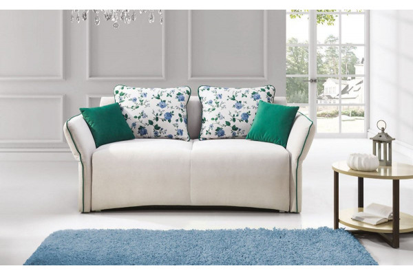 Classic and Luxury 2 seater sofa bed