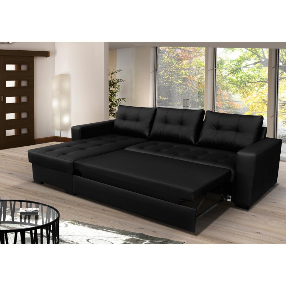 Modern Sofa Bed Onyx