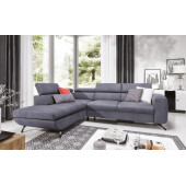 Corner Sofa Bed - ARRATA with...