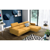 New products - SIDOLO - corner sofa  with...