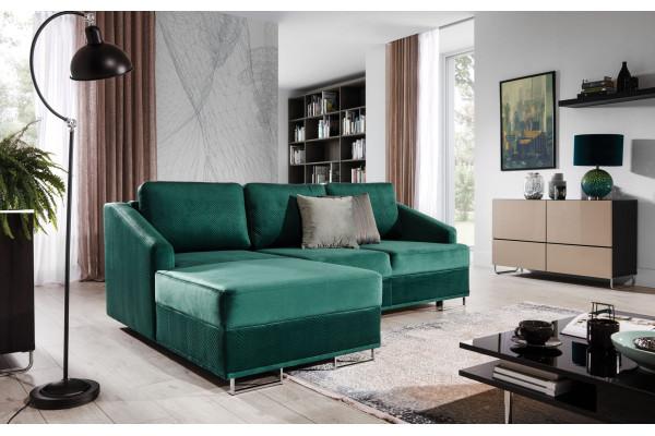 JADE - Corner Sofa Bed